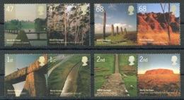 RC 14263 GRANDE BRETAGNE 2005 WORLD HERITAGE NEUF ** MNH - Unused Stamps