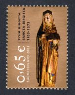 FINLANDE 2003 - Yvert N° 1613 - Facit 1647 - NEUF** MNH - Anniversaire De La Naissance De Sainte Brigitte - Finland