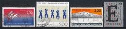 France 1989 : Timbres Yvert & Tellier N° 2560 - 2561 - 2562 - 2563 - 2572 - 2577 - 2578 - 2584 - 2585 Et 2600 Avec Oblit - Used Stamps