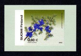 FINLANDE 2002 - Yvert N° 1591 - Facit 1625 - NEUF** MNH - Flore, Fleur, Flower - Finland