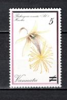 VANUATU  N° 709  NEUF SANS CHARNIERE  COTE  1.50€  FLEUR - Vanuatu (1980-...)