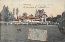 78-CHAMBOURCY- HARAS DE JOYENVAL ( OUEST ) - Chambourcy