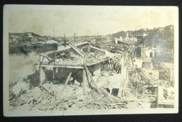 [ CONFLANS-FIN-D'OISE ] Juin 1940. Environs Du Pont Eiffel (bombardements). - Guerre 1939-45