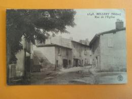 Millery Rue De L Eglise - France