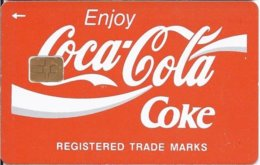 BELARUS - FAKE CARD - ENJOY COCA-COLA COKE - 2.000EX - Belarus