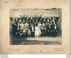 23   SAINT SULPICE Les CHAMPS - ,Mariage Du JUGE  DESPLATS  ,  Photo  Album Famille DESPLATS ,ST Sulpice Les Champs - Personnes Identifiées