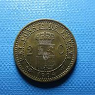 Spain 2 Centimos 1904 - [ 1] …-1931 : Regno