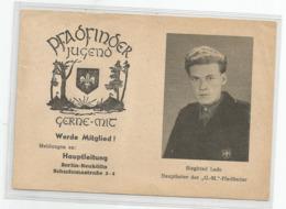 Scoutisme Scoot Siegfried Lade Haupleiter Der Gm Pfadfinder Jugend Berlin Ascona 1962 - Scouting
