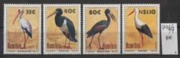 NAMIBIA (SWA) - 776/9  Störche  Kpl.S.postfr - Namibia (1990- ...)
