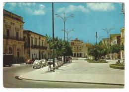 1127 - SCICLI RAGUSA PIAZZA ITALIA 1970 - Ragusa