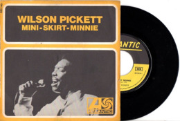 RARE SP WILSON PICKETT - 1969 - MINI SKIRT MINNIE + 1 - SOUL ET R'n'B - EXCELLENT ETAT - - Soul - R&B