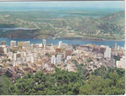 Gf.VITORIA. Vista Aerea Do Centro  E Do Porto Da Cidade - Vitória
