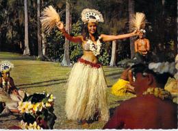 Polynésie Française- TAHITI  Danseuse De OTEA (3)  (Vahiné Dance )(Editions :LABAYSSE LA BAYSSE N°82)@*PRIX  FIXE - Polynésie Française