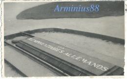 Campagne De France 1940 - Forêt De Compiègne (Oise) - Les Plénipotentiaires Allemands, Clairière De L'armistice - Guerra, Militares