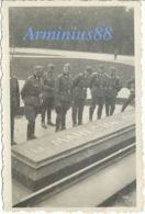 Campagne De France 1940 - Forêt De Compiègne (Oise) - Le Maréchal Foch, Clairière De L'armistice De Rethondes - RAD - Guerra, Militares