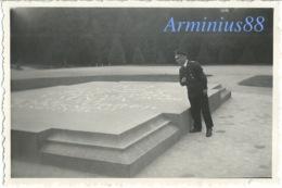 Campagne De France 1940 - Forêt De Compiègne (Oise) - Dalle Sacrée Au Carrefour De L'Armistice (près Rethondes) - DRG - Guerra, Militares
