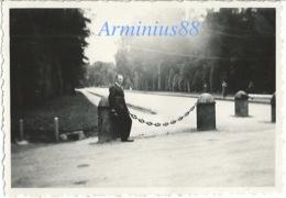 Campagne De France 1940 - Forêt De Compiègne (Oise) - Mémorial De L'Armistice - Deutsche Reichsbahn-Gesellschaft (DRG) - Guerra, Militares
