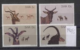 SWA (Namibia) - 472/5 Naturschutz  Kpl.S.postfr - South West Africa (1923-1990)