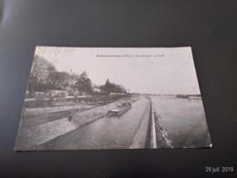 CPA (45) Saint Jean De Braye .Le Canal.Pèniche.(E2234) - Francia