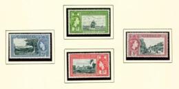 JAMAICA - 1955 Tercentenary Set Unmounted/Never Hinged Mint - Jamaica (...-1961)