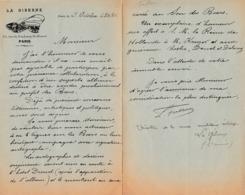 """1902 - REVUE """"LA GIBERNE"""" Confection D'un Album Au Profit DES BOERS Et à Leur Héroïque Campagne - Historische Documenten"""