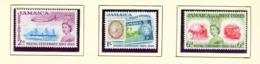 JAMAICA - 1960 Stamp Centenary Set Unmounted/Never Hinged Mint - Jamaica (...-1961)