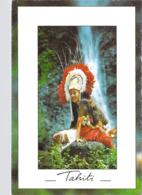 Polynésie Française- Vue De POLYNESIE (vahiné Coiffe) (- Editions Polydis Papeete Tahiti  JOEL FOURNIER N° TH 816)@* - Polynésie Française