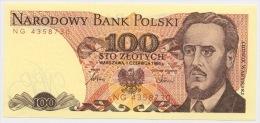 POLOGNE : 100 ZLOTIS  NEUF - Polonia