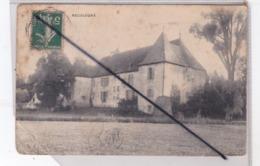 Recologne (25) Château ? (CPA état Moyen) - France