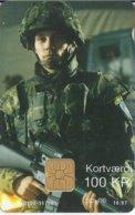 DENMARK - INTERNATIONAL BRIGADE - SOLDIER - 1.500EX - Dänemark