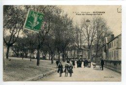 Saint Cyprien Place Du Champ De Foire - France
