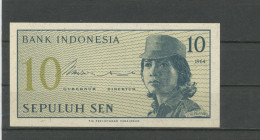 INDONESIE : 10 SEN -  NEUF - Indonesia