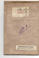 CARTE  PONT  L' ABBE  -  Librairie Militaire  Chapelot - Cartes Topographiques