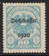 Yvert 241 Michel 349 - 80 H (+160 H) Bleu De Prusse Terne - ** - Neufs