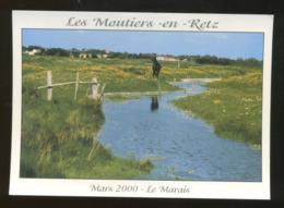 Les Moutiers-en-Retz (44) : Le Marais - Les Moutiers-en-Retz