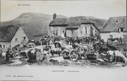 C.P.A. - FR. > [63] Puy-de-Dôme > Pèlerinage à Notre-Dame De Vassivière Près De Besse - TBE - Besse Et Saint Anastaise