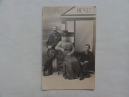 Heist / Heyst, Gezinsfoto - Heist