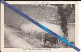 Barrage De Guerledan - Bouc - Non  Circulé - Autres Communes
