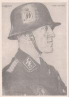 III. Reich, Propagandakarte, Willrich Karte,  Nachdruck 1989 !! - Weltkrieg 1939-45