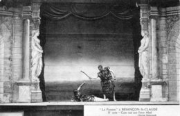 """BESANCON-Saint-Claude - """"La Passion"""" - 8ème Acte. Caïn Tue Son Frère Abel. Cliché Simonet. Non Circulée. Bon état. - Besancon"""