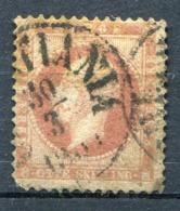 NORVEGE - N° 5 OBL. C.A.D. DE 1861 - B - Oblitérés
