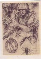 III. Reich, Propagandakarte, Feldpostkarte - Guerre 1939-45
