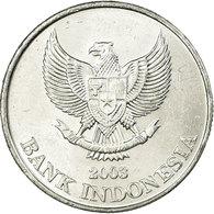 Monnaie, Indonésie, 500 Rupiah, 2003, Perum Peruri, TTB, Aluminium, KM:67 - Indonésie