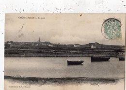 CARNAC-PLAGE LE PORT - Carnac