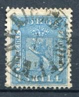 NORVEGE - N° 8 OBL. C.A.D. - TB - Norvège