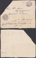 Maroc 1895 - Fragment De Mogador Vers Marrakesh...............(VG) DC-4355 - Marocco