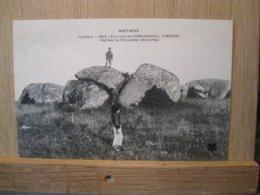 CONCARNEAU  Roches De L'Enceinte - Concarneau