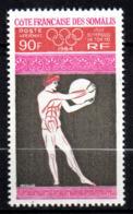 Col17  Colonie Cote Des Somalis PA N° 41 Neuf XX MNH  Cote 14,00€ - Neufs
