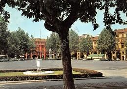 Cartolina Asti Piazza Alfieri 1966 - Asti