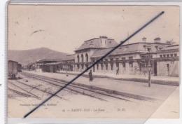 Saint Dié (88) La Gare - Saint Die